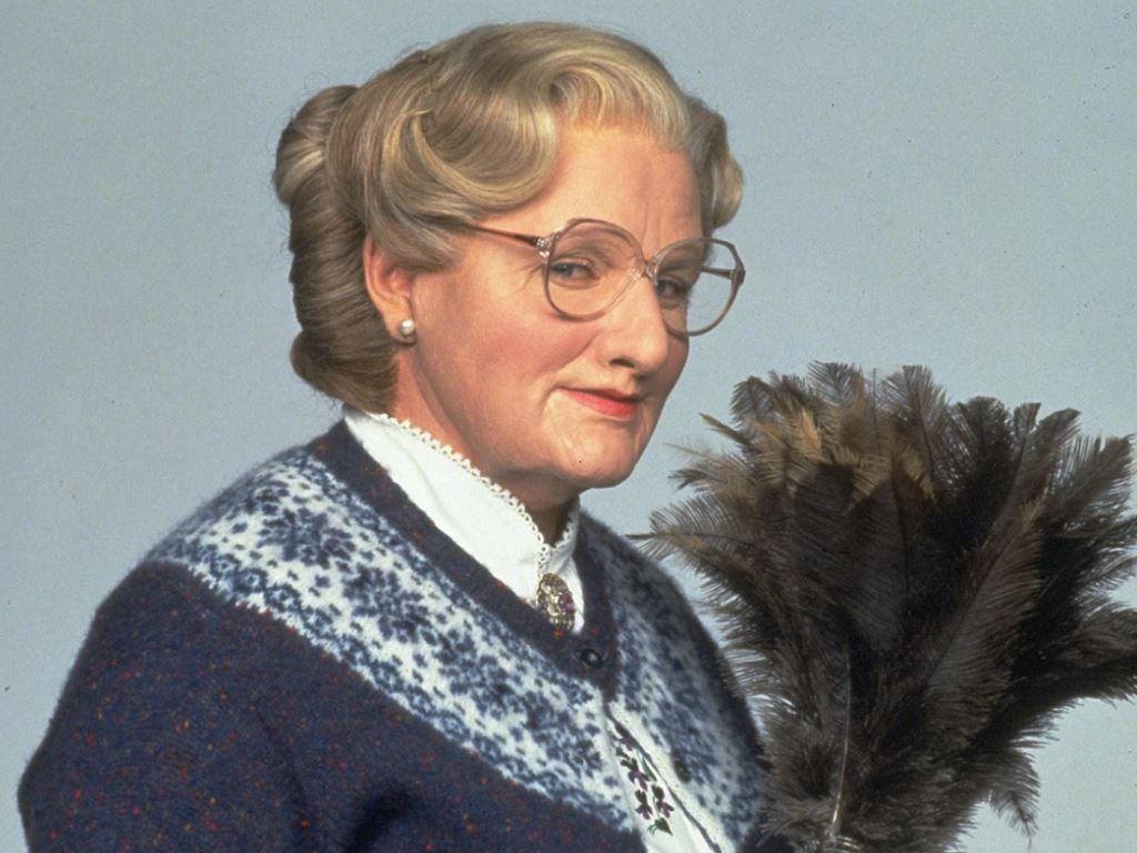 Robin Williams faturou o Globo de ouro por essa atuação /
