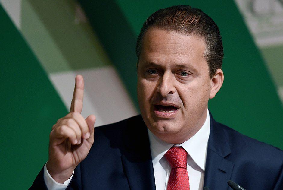 Eduardo Campos morreu em 13 de agosto de 2014 / Evaristo Sá/AFP