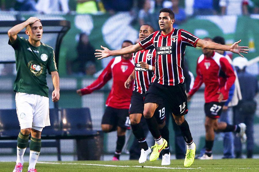 Alan Kardec está confirmado no São Paulo nesta quinta-feira / Wagner Carmo/Folhapress
