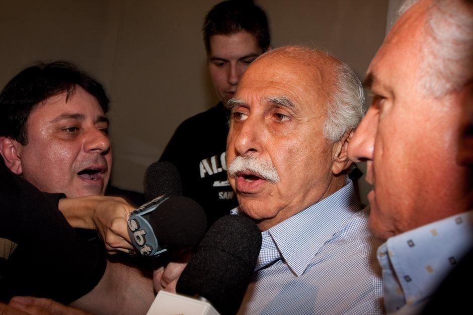 Médico Roger Abdelmassih é preso  / Fred Chalub/Folhapress