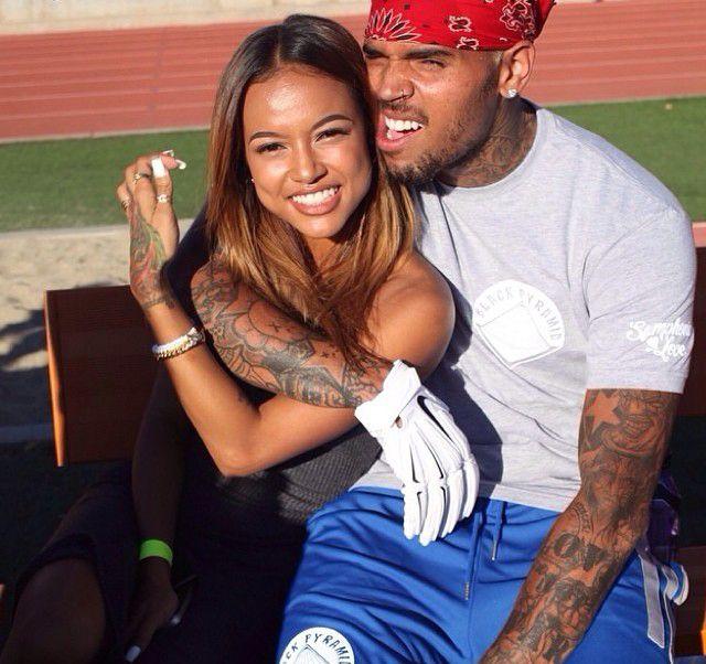 Ex de Chris Brown diz que o cantor a agrediu e ameaçou matá-la
