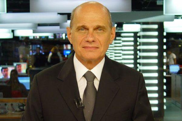 Ricardo Boechat vai apresentar o debate / Divulgação