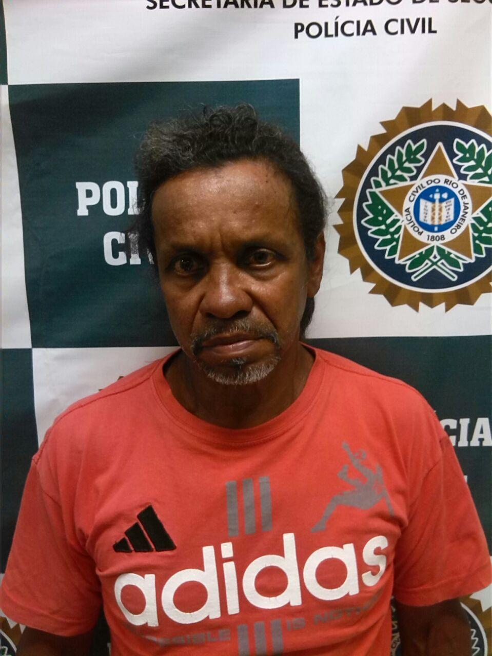 Manoel Alves foi depor e policiais descobriram que ele usava documento falso / Divulgação