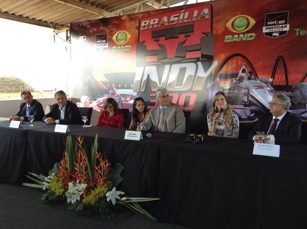 Prova foi anunciada em coletiva no Autódromo de Brasília
