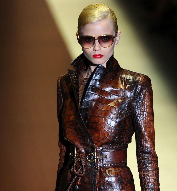 Gucci desfila em Milão