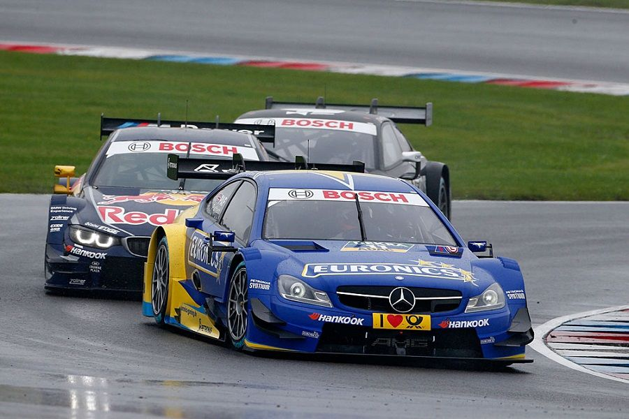 Zandvoort vê batalha pelo vice-campeonato do DTM