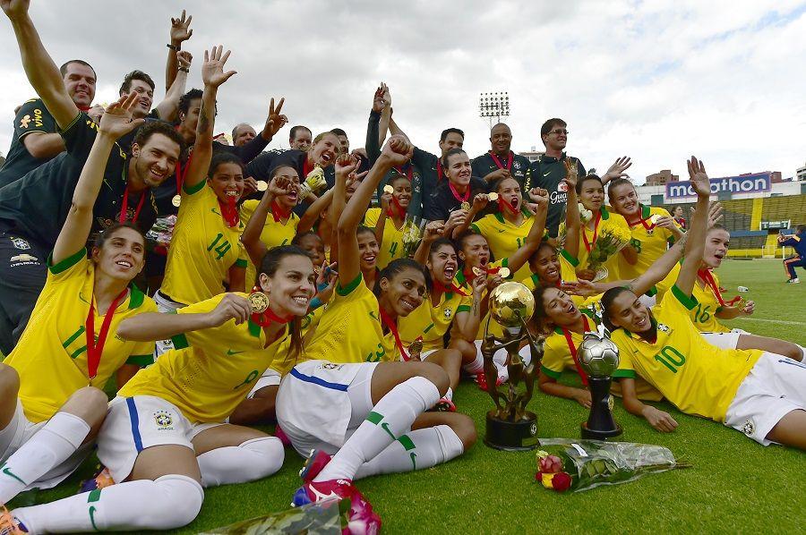 Título é o sexto em sete participações no torneio / Rodrigo Buendia/AFP