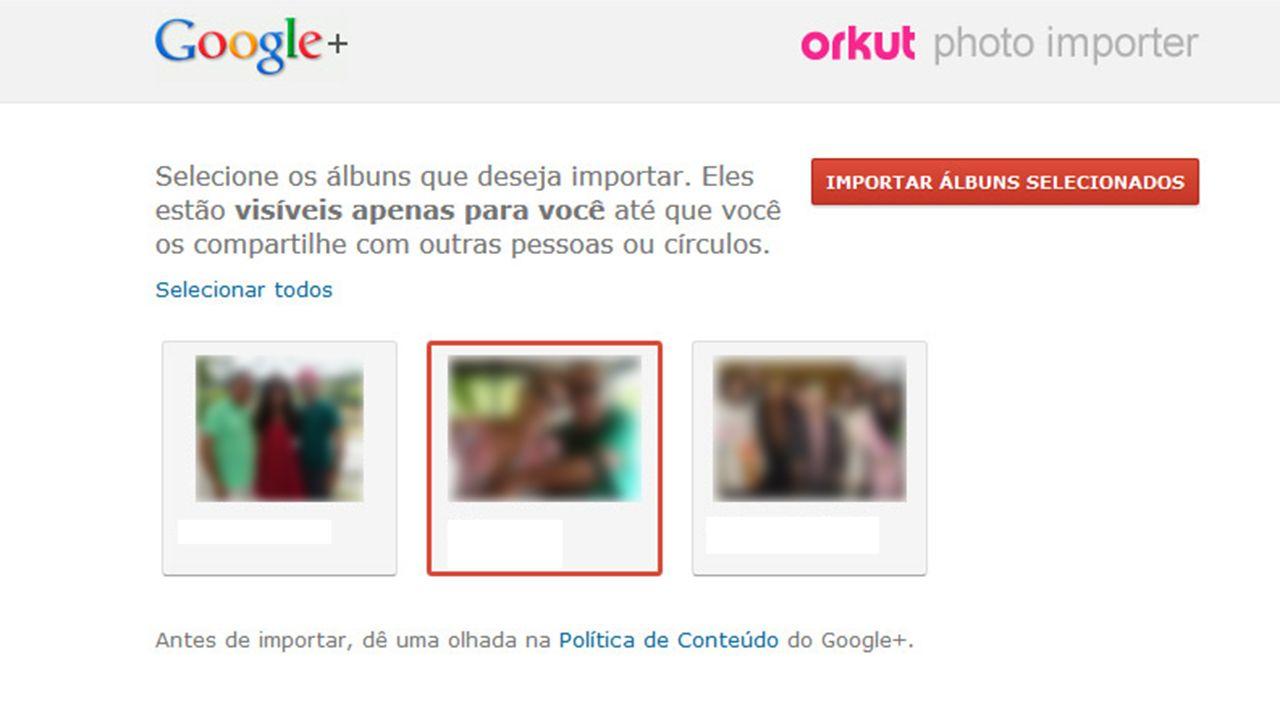 Como recuperar fotos do Orkut - CCM - Comunidade online 47