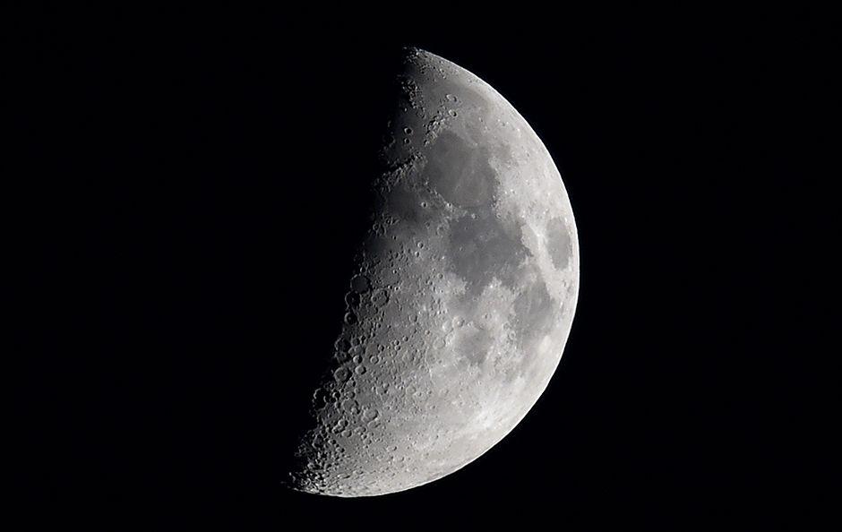 O objetivo da agência espacial é pousar na região do Polo Sul da Lua