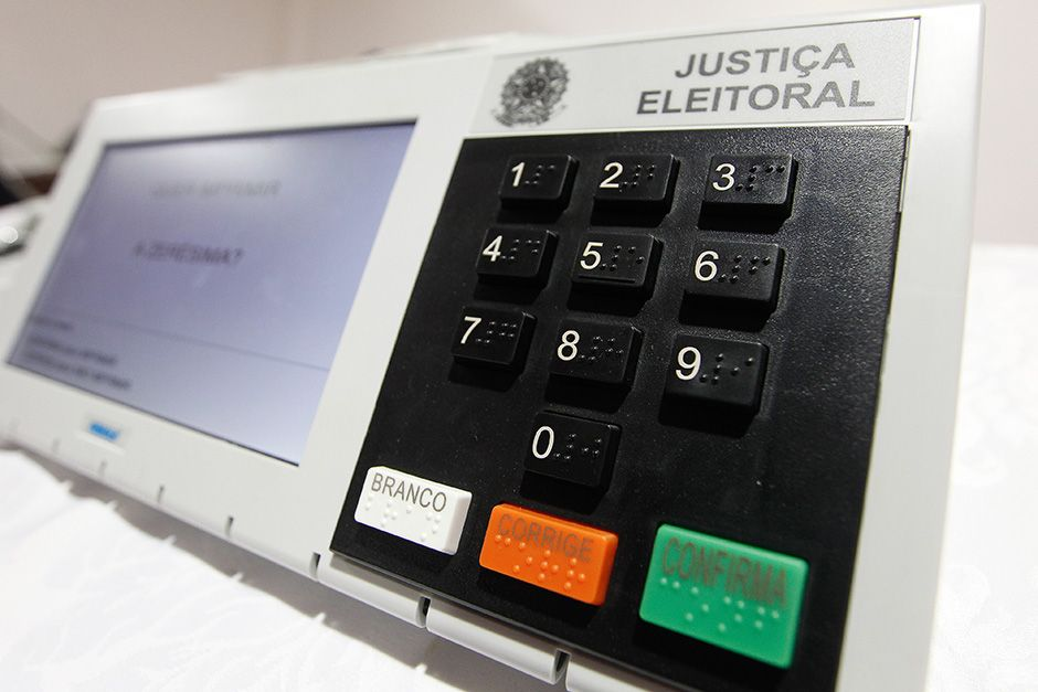 Votos nulos são cercados por mito / Alan Marques/Folhapres