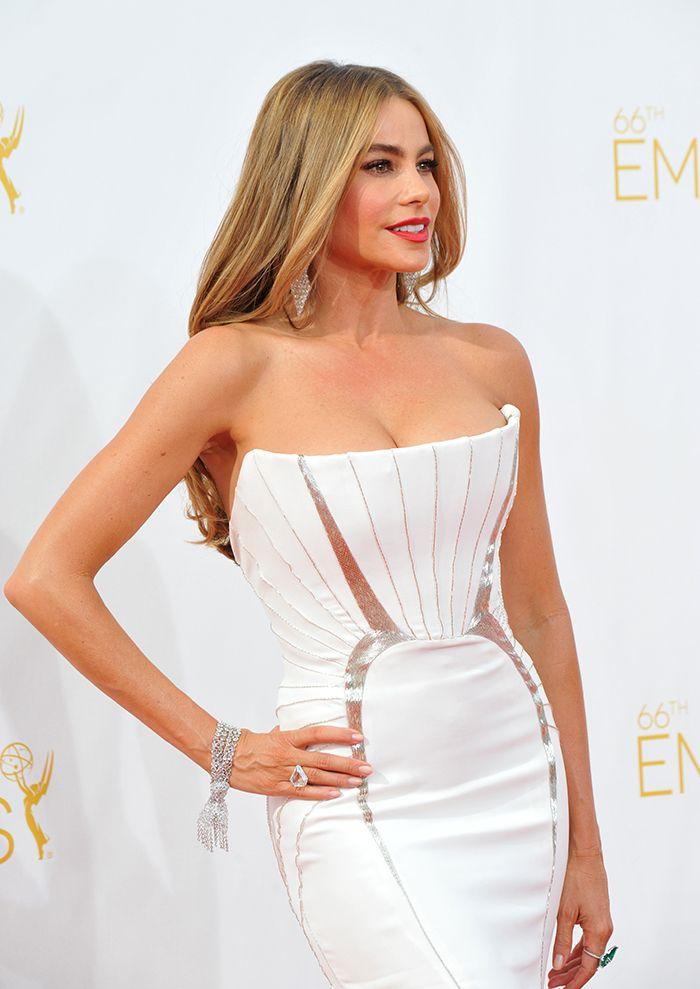 Sofia Vergara afirmou que pretende ter um bebê / Jaguar PS/Shutterstock.com