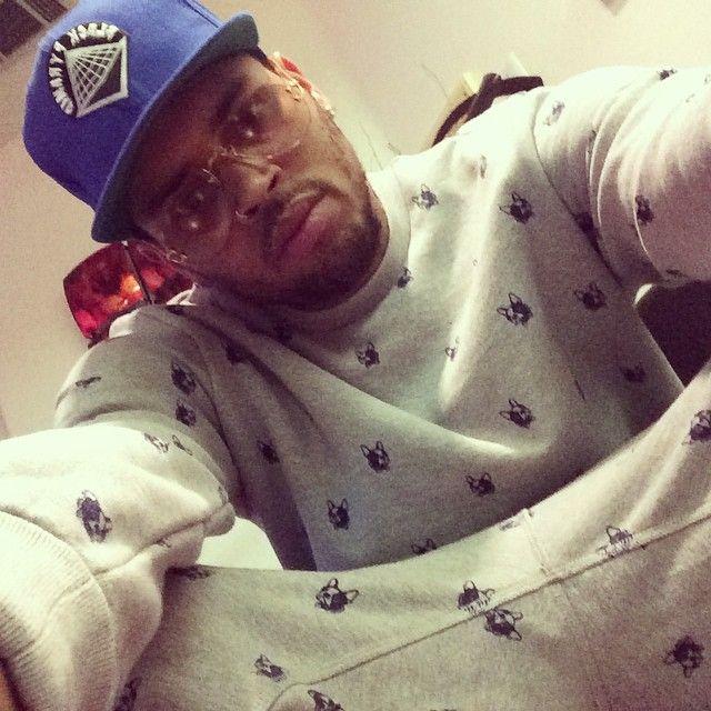 Chris Brown teve sua casa invadida nos EUA / Divulgação/Instagram
