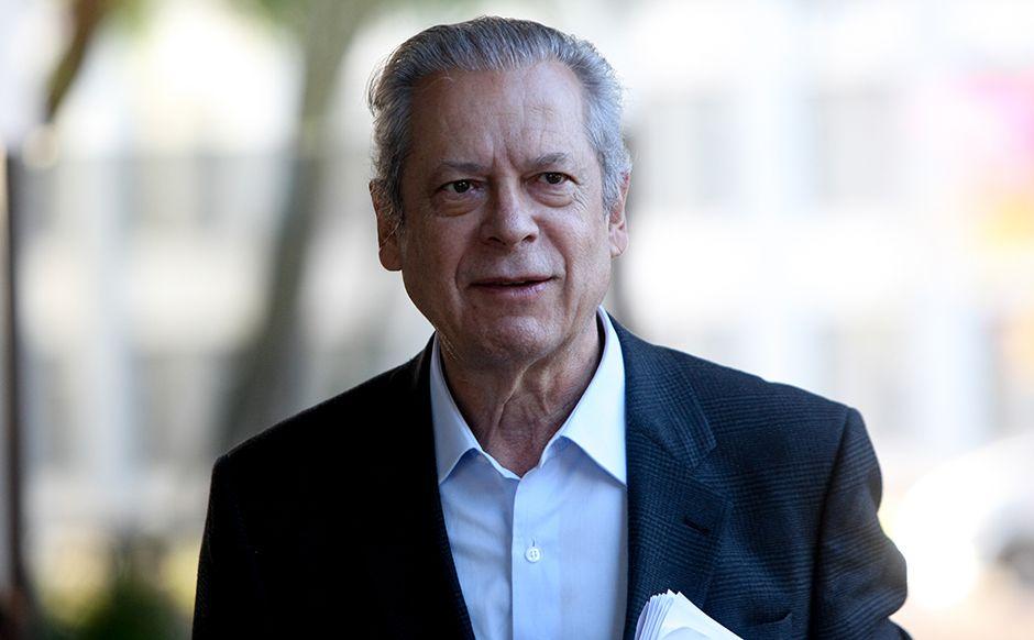José Dirceu é suspeito de ter recebido propinas de empreiteiras / Joel Rodrigues/Folhapress