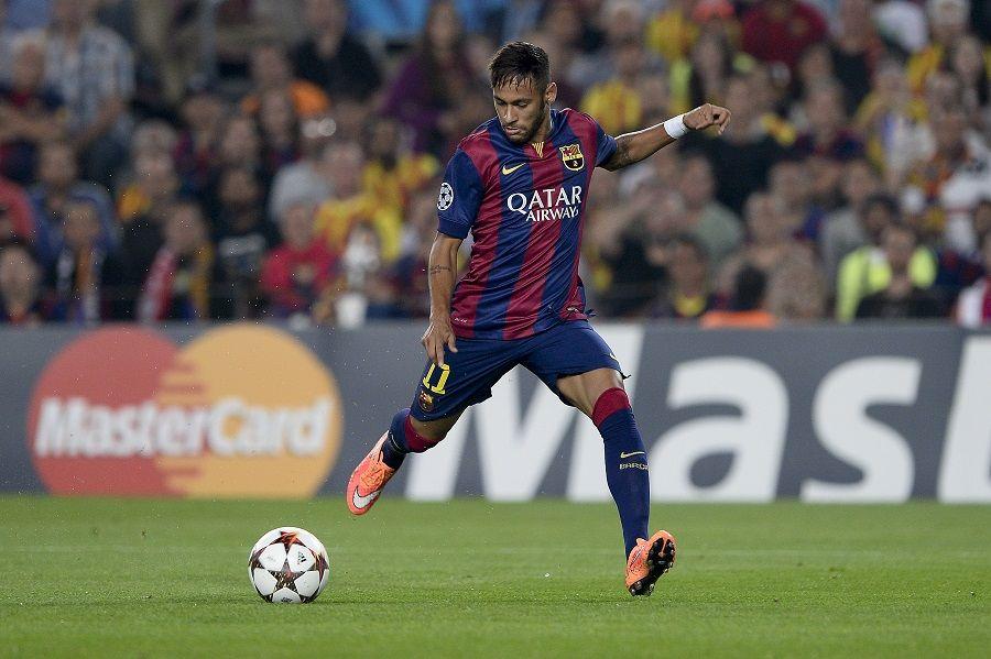 Contrato de Neymar expira em 2018 / Josep Lago/AFP