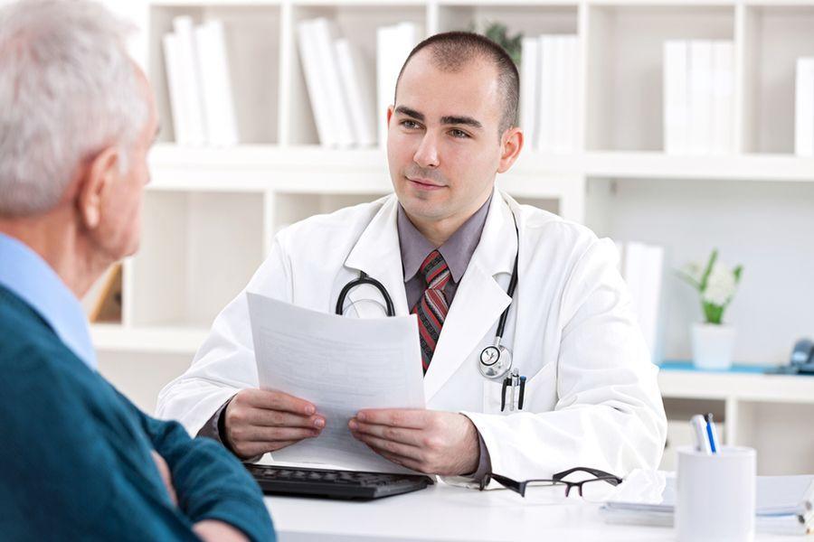 Aumento de tamanho da próstata é normal e tem tratamento