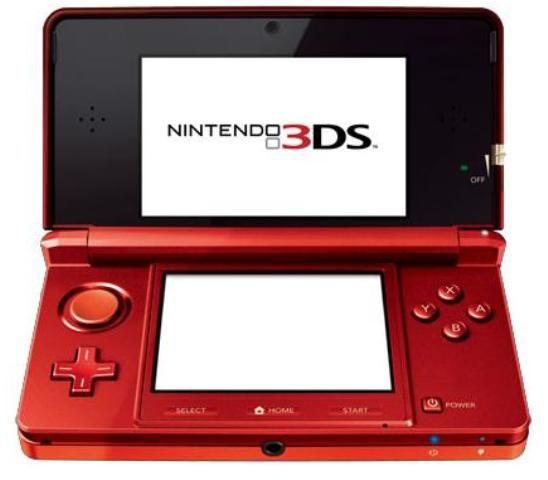 """3DS """"salgado""""! F_27563"""