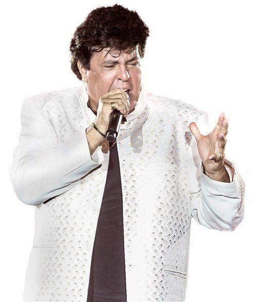 Sidney Magal é um dos destaques do Palco Arouche / Divulgação / Sidney Magal