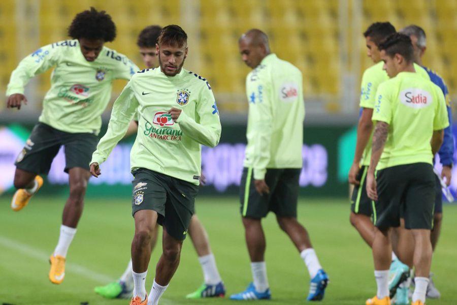 Brasil tem Neymar como seu principal craque / Rafael Ribeiro/CBF