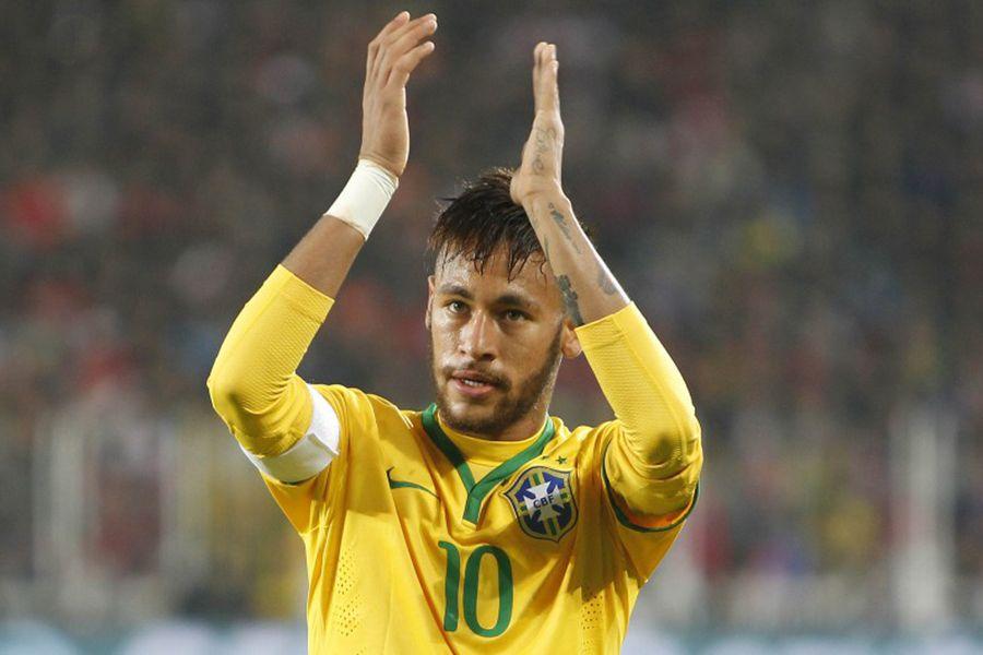 Brasil, de Neymar, é o sexto colocado na relação / Rafael Ribeiro/CBF