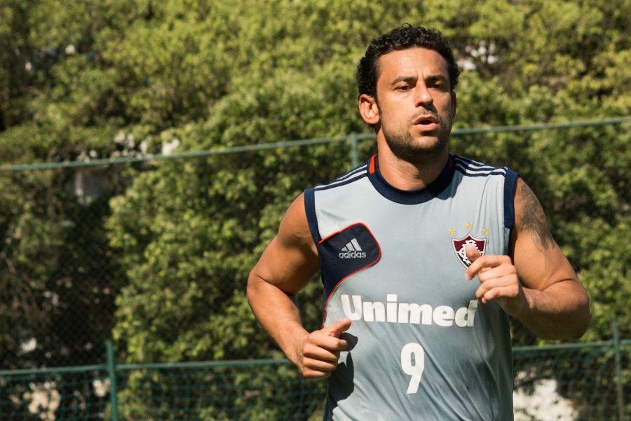 Fred é a esperança de gols do Tricolor no duelo deste domingo na Arena Pernambuco / Bruno Haddad/Fluminense F.C.