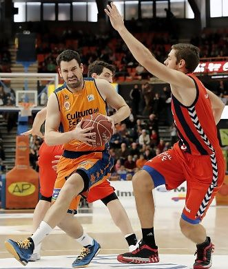 Liga acb de basquete