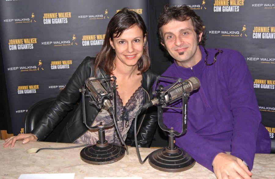 Lorena Calábria entrevista Marcio Ballas hoje às 21h / Foto: Divulgação/Mitsubishi FM
