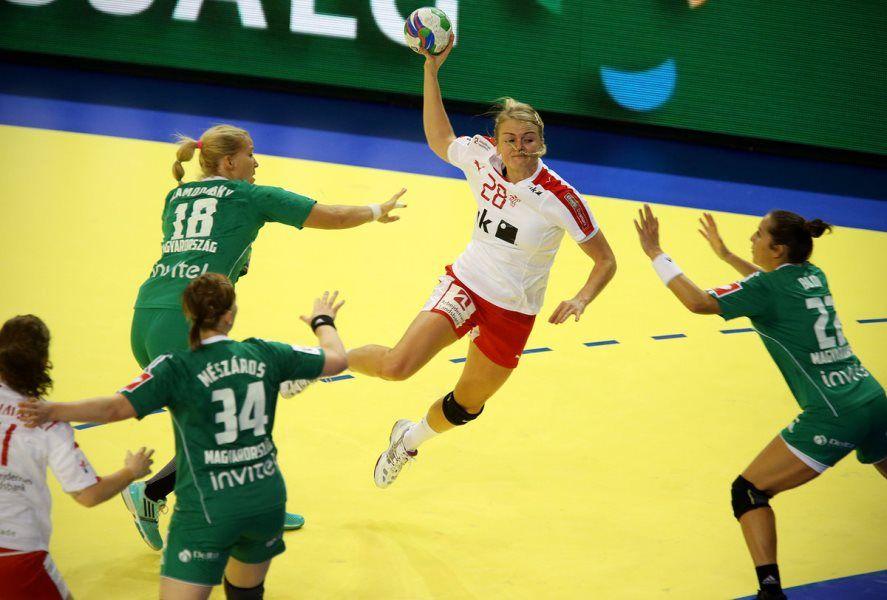 Dinamarca precisa de uma vitória contra a Espanha na última rodada para  confirma a classificação (Foto  Divulgação EHF Euro) ff6fd306379a0