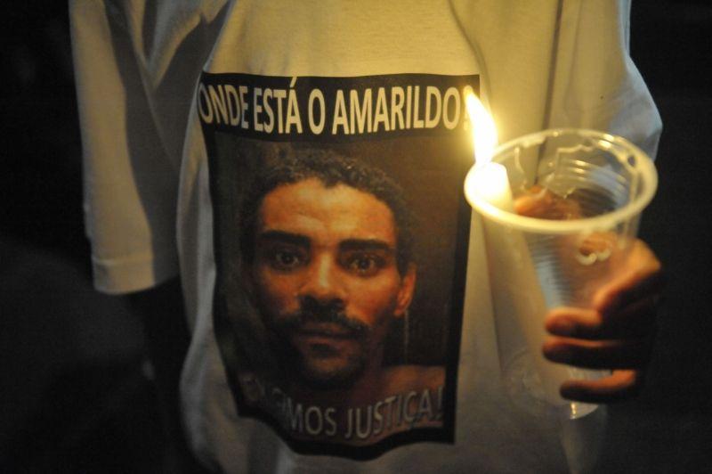Amarildo de Souza desapareceu no dia 14 de julho de 2013 / Fernando Frazão/ABr