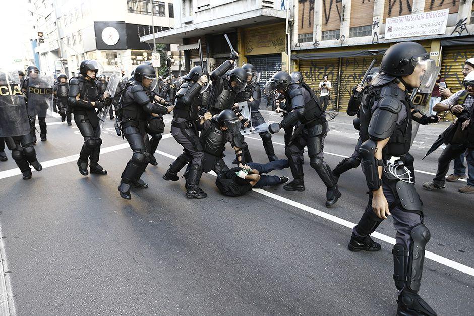 Secretário critica comparação de Black Bloc e PCC