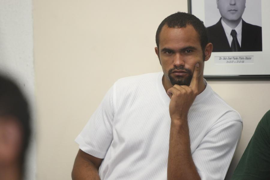 Bruno está preso há nove meses acusado pela morte de Eliza Samudio