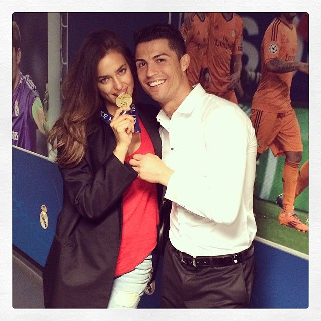 Cristiano Ronaldo e Irina Shayk terminam relacionamento de 5 anos