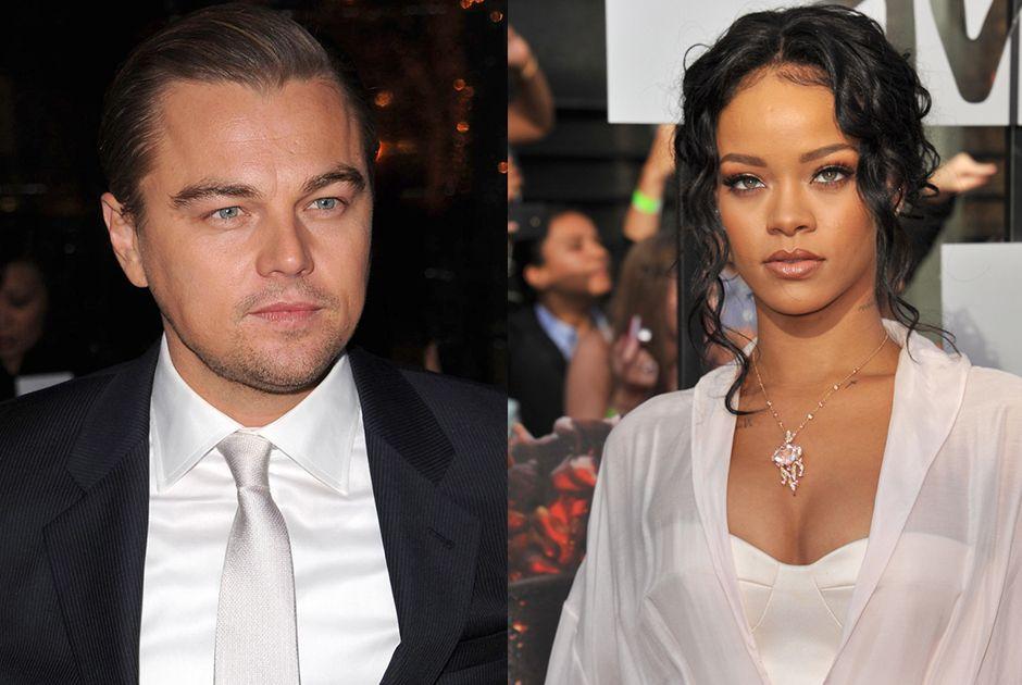 Leo e Rihanna teriam aproveitado noitada / Everett Collection/Jaguar PS/Shutterstock.com