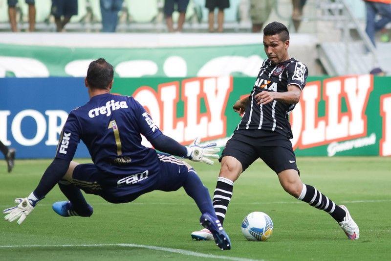 Petros deixou o Corinthians nesta segunda-feira - Rodrigo Gazzanel/Futura Press/Folhapress