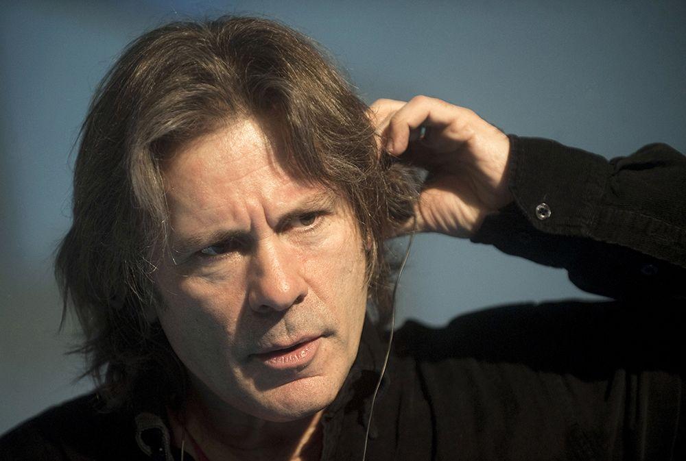 Bruce Dickinson deve receber alta definitiva em maio / Raul Arboleda/AFP