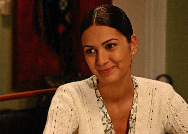 A protagonista Sherazade