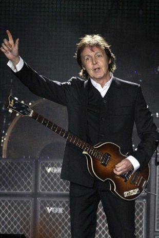 O ex-Beatle já se apresentou em Porto Alegre nesse mês