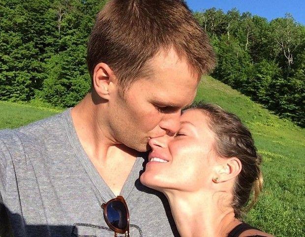 Gisele Bündchen e Tom Brady cogitam a separação / Divulgação/Facebook