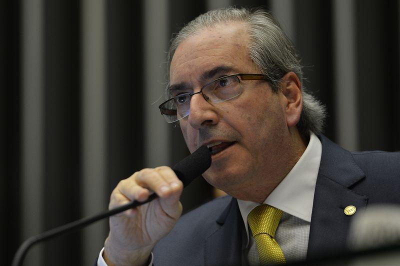 Cunha (PMDB) é o presidente da Câmara dos Deputados / Fábio Rodrigues Pozzebom/ABr