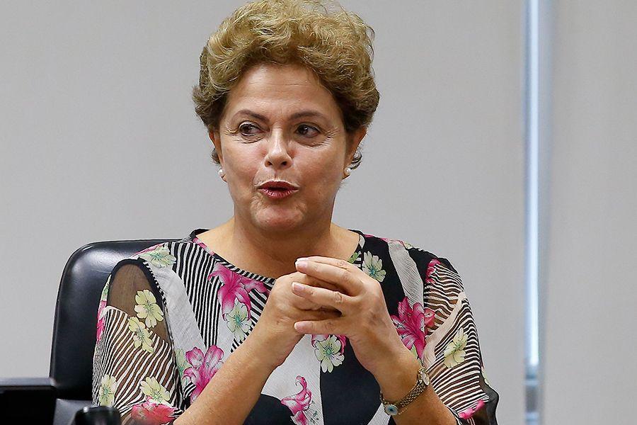 Presidente Dilma Rousseff pode ser acusada por encobrir ou ignorar delitos / Pedro Ladeira/Folhapress