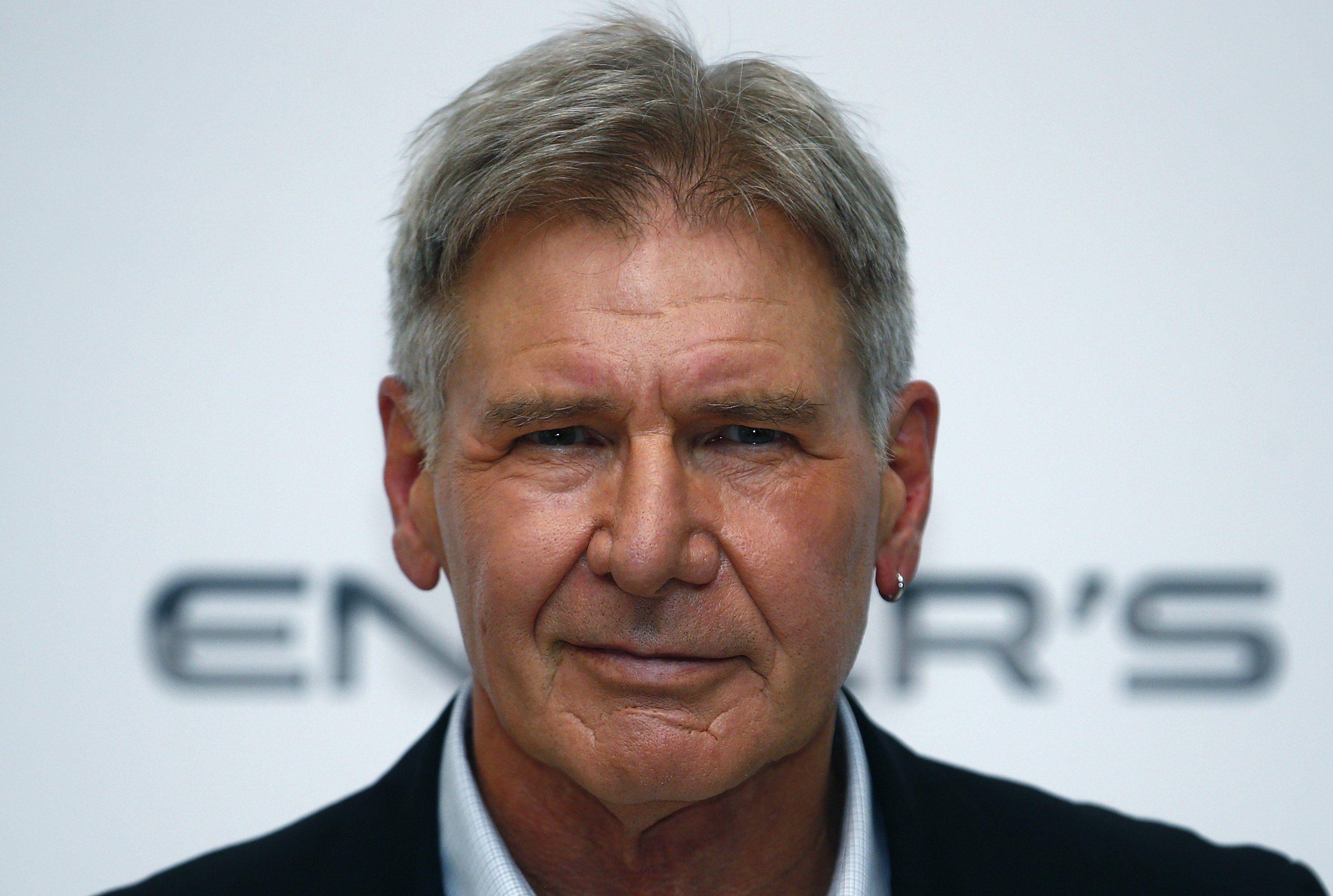 Harrison Ford não lembra de alguns momentos / Andrew Winning/Reuters