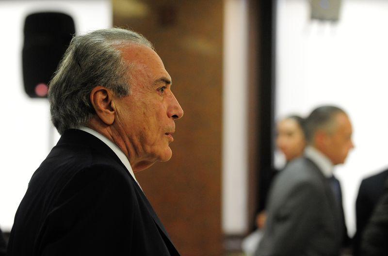 Temer lembrou que adiante haverá discussão de aumento salarial com demais servidores / Tânia Rêgo/ABr
