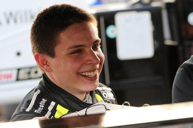 Gabby Chaves foi campeão da Indy Lights em 2014