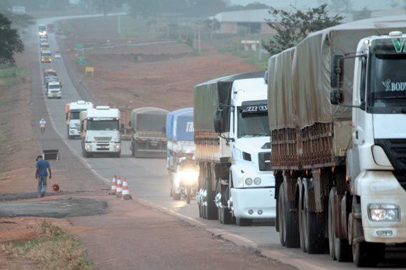 Zona de Máxima Restrição à Circulação de Caminhões e Fretados estão suspensos na sexta / Divulgação