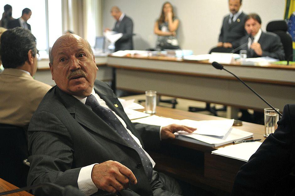 Luiz Henrique é acusado de crime de advocacia administrativa / ABr