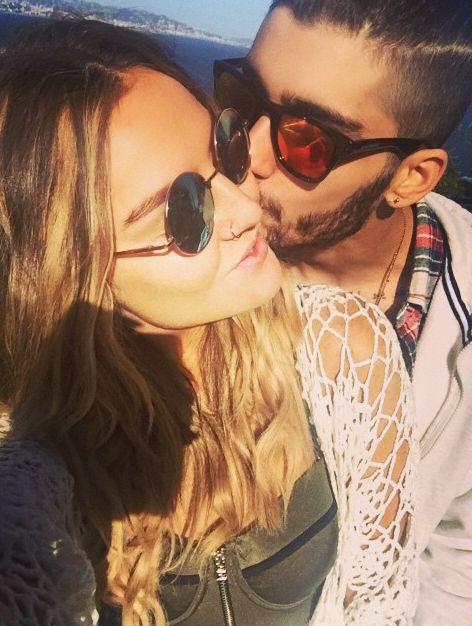 Zayn Malik e Perrie Edwards fazem viagem romântica / Divulgação/Instagram