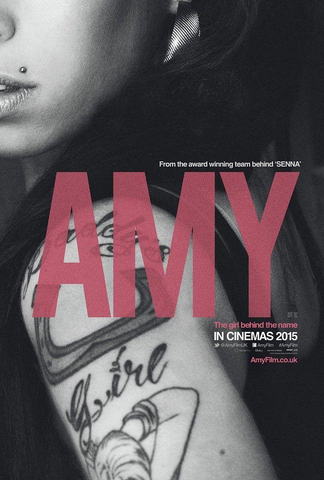 Poster do documentário sobre Amy Winehouse / Divulgação/Altitude Film