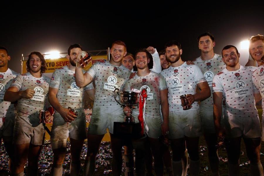 Inglaterra é campeã da etapa de Tóquio do Rugby Sevens World Series