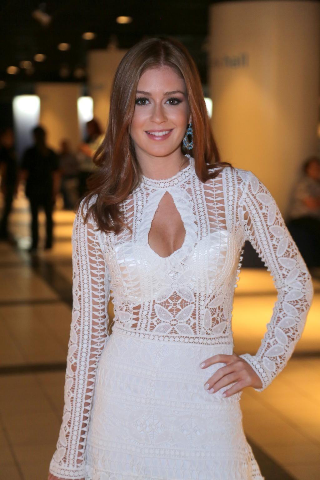 Marina Ruy Barbosa se internou para operar apêndice / Alex Palarea/AgNews