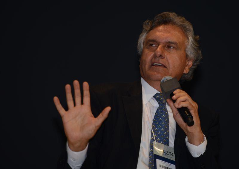 Ronaldo Caiado é contrário ao acordo / Elza Fiúza/ABr