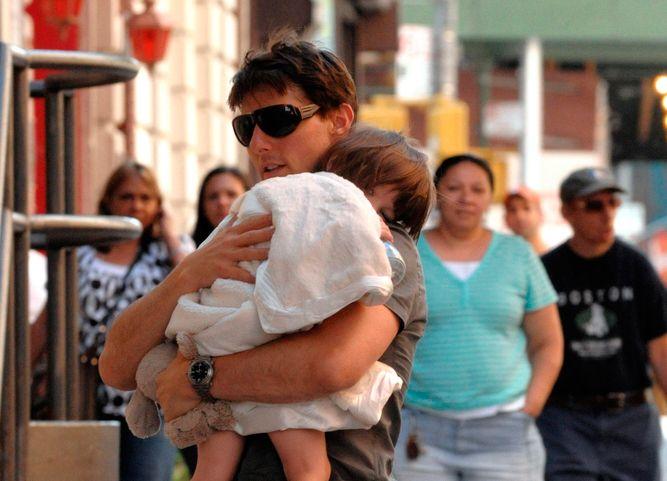 Cruise é acusado de abandonar própria filha  / Everett Collection/Shutterstock.com